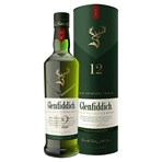 Glenfiddich 12 Year Old Single Malt Scotch Whisky 70cl
