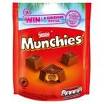 Munchies Milk Chocolate & Caramel Sharing Bag 104g