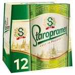Staropramen Premium Czech Lager 12 x 330ml