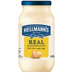 Hellmann's Real Mayonnaise 400 g