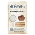 FREEE Gluten Free Self Raising White Flour 1kg