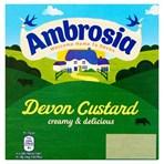 Ambrosia Devon Custard Pots 4 x 125g