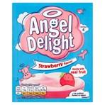 Angel Delight Strawberry Instant Dessert 59g