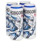 Wychwood Brewery Hobgoblin Ruby Ale Beer 4 x 500ml