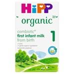 HiPP Organic 1 First Infant Baby Milk Powder from Birth 800g