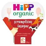 HiPP Organic Scrumptious Lasagne Toddler Tray Meal 1-3 Years 230g