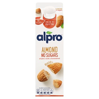 Alpro Almond No Sugars Chilled Drink 1L