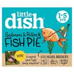 Little Dish Salmon & Pollock Fish Pie 1-5 yrs 200g