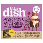 Little Dish Spaghetti & Meatballs with British Beef 1-5 yrs 200g