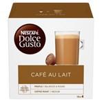 Nescafe Dolce Gusto Café Au Lait Coffee Pods x 16