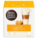 Nescafe Dolce Gusto Latte Macchiato Coffee Pods x 16