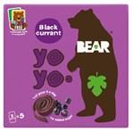 BEAR Yoyos Blackcurrant 5 x 20g