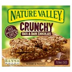 Nature Valley Crunchy Oats & Dark Chocolate 5 x 42g (210g)