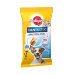 Pedigree Dentastix Daily Adult Small Dog Treats 7 x Dental Sticks 110g