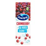 Ocean Spray Cranberry Juice Drink 1 Litre