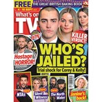 Whats On TV England All Editions