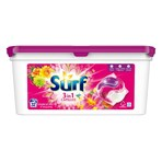 Surf Tropical Lily 3 in 1 capsules Washing Capsules 32 Washes 723 g