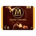 Magnum Salted Caramel Ice Cream Stick 4 x 100 ml