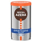 Nescafe Azera Americano Decaff Instant Coffee 100g