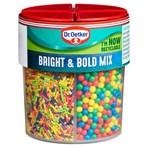 Dr. Oetker Bright & Bold Sprinkles Mix 89g
