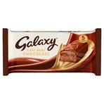Galaxy 5 Chocolate Cake Bars