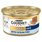 Gourmet Gold Pâté with Ocean Fish 85g