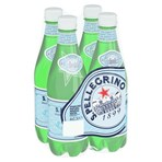 San Pellegrino Sparkling Natural Mineral Water 4x500ml