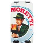 Birra Moretti Zero Alcohol Free Beer 4 x 33cl