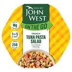 John West On the Go French Tuna Pasta Salad 220g