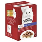 Gourmet Mon Petit Fine Cuts 6 x 50g (300g)