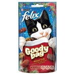 Felix Goody Bag Treats Mixed Grill 60g