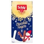 Schär Gluten-Free Chocolate Fingers 150g