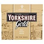 Taylors of Harrogate Yorkshire Gold 80 Tea Bags 250g