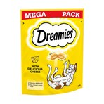 Dreamies Cat Treat Biscuits with Cheese Mega Pack 200g