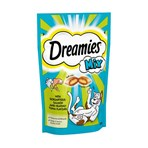 Dreamies Mix Cat Treat Biscuits with Salmon & Tuna Flavour 60g