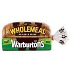 Warburtons The True Taste of Wholemeal 800g