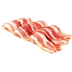 Streaky Bacon Unsmoked Retailer's Own Brand 300g