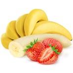 Retailer Brand Strawberry and Banana Smoothie Mix 500g