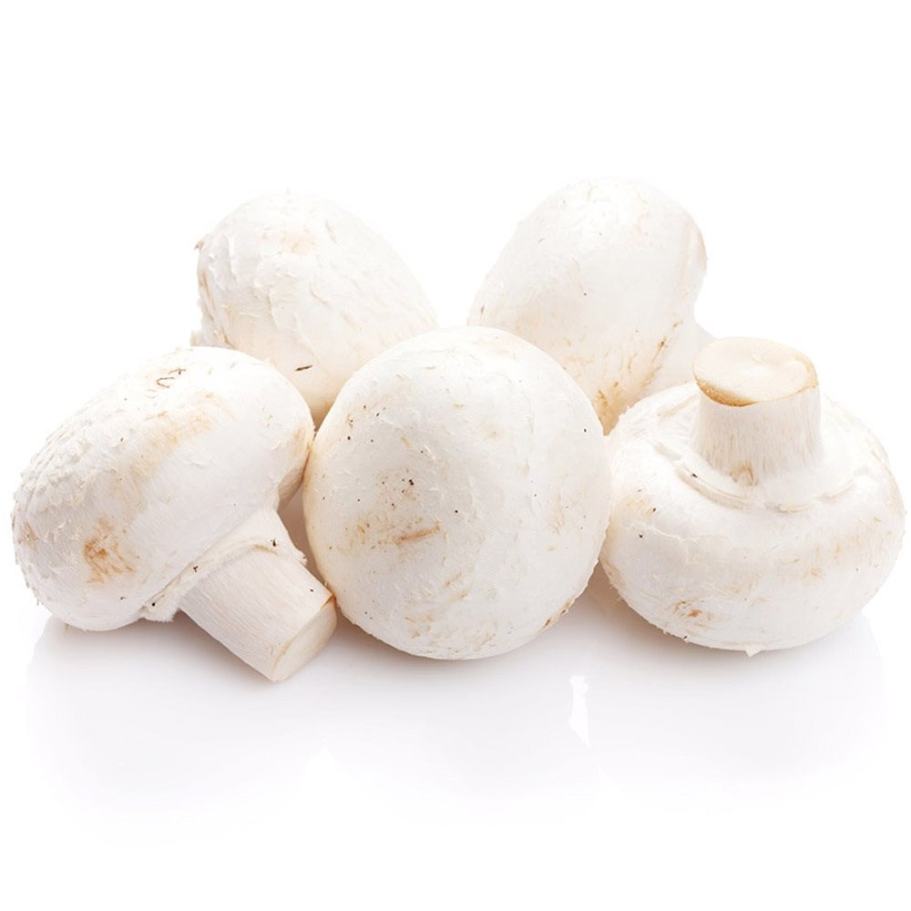 Closed Cup Mushrooms 300g