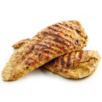 Cooked Roast Chicken Breast Fillets 2 Pack 240-245g