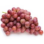 Seedless Red Grapes 500g
