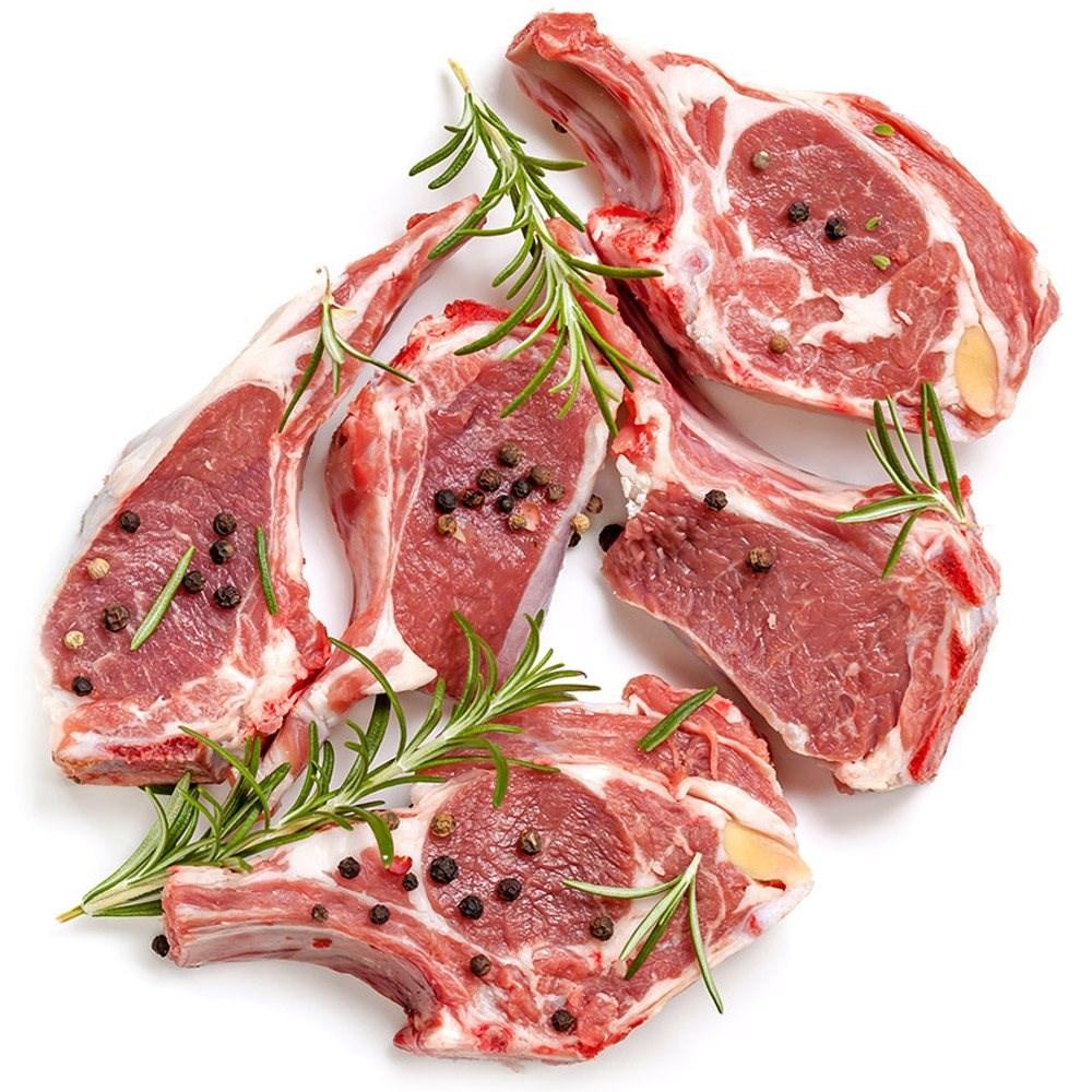 Lamb Chops 4 Pack Retailer's Own Brand Variable