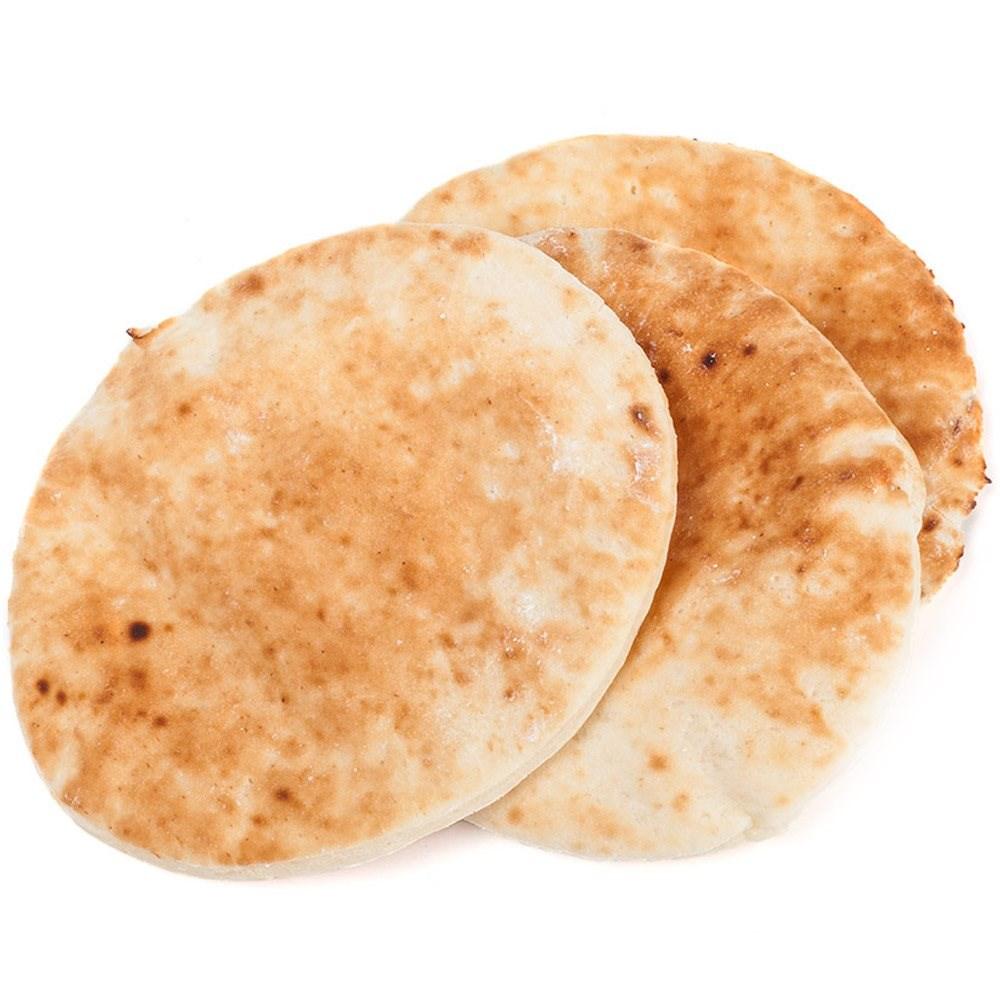 Retailer Brand Pitta Bread 6 Pack White 6pk