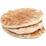 Retailer Brand Pitta Bread 6 Pack Wholemeal 6pk