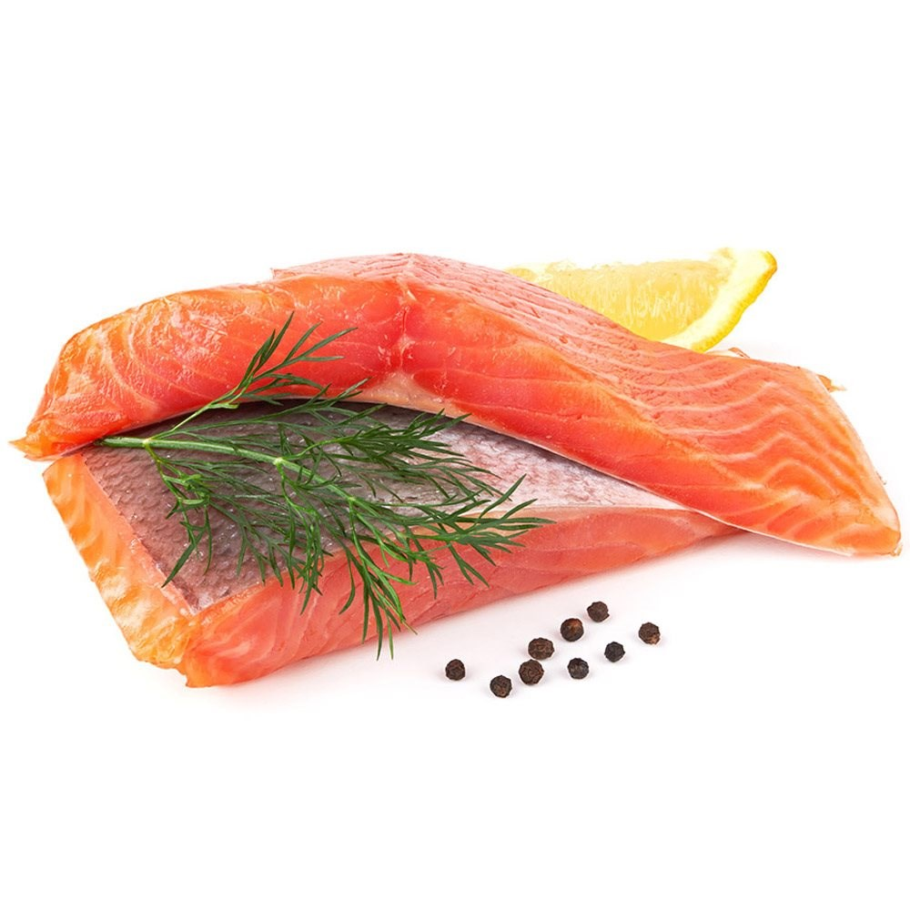 Salmon Fillets 2 Pack Retailer's Own Brand Variable