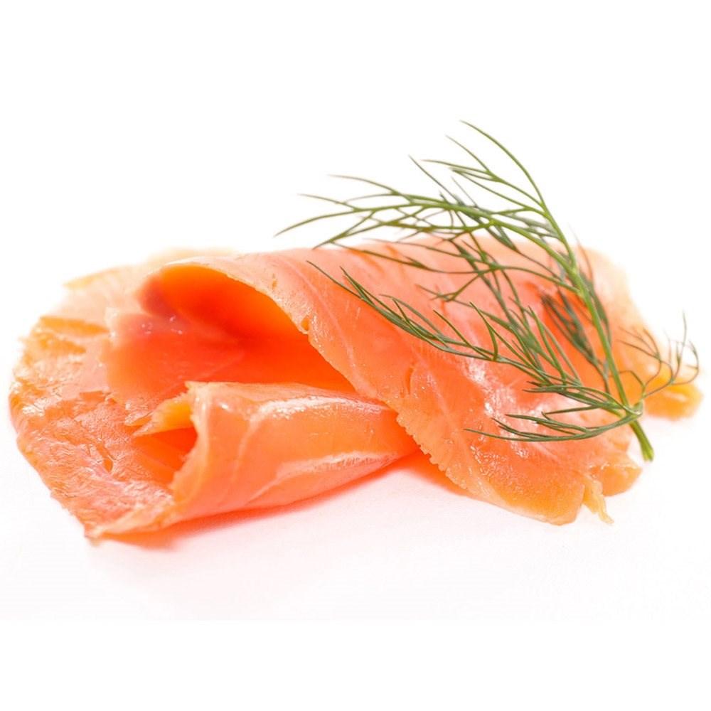 Smoked Salmon  Retailer's Own Brand 100g