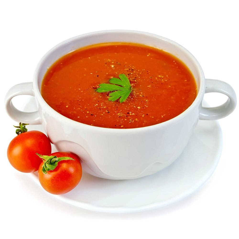 Fresh Tomato and Basil Soup 600g