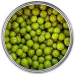 Tinned Peas Retailer Brand 290g