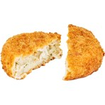 2 Smoked Haddock Fishcakes with cheese sauce filling Retailer's Best Quality Own Brand 290g