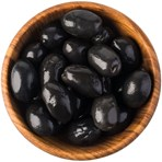 Pitted black olives Retailer's Own Brand 310 - 350g